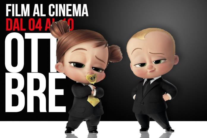 Film al cinema dal 4 al 10 ottobre