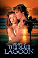 Poster Ritorno alla laguna blu