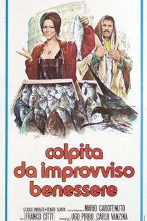 Poster Colpita da improvviso benessere