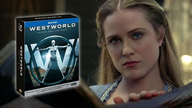 Il cofanetto Blu-ray di Westworld - Season One