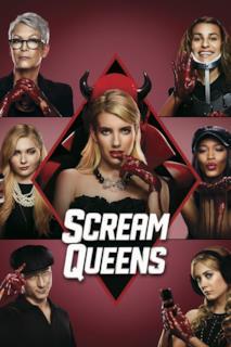 Poster Scream Queens