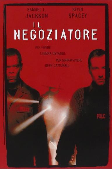 Poster Il negoziatore