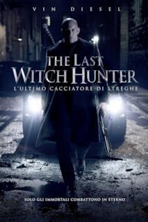 Poster The Last Witch Hunter - L'ultimo cacciatore di streghe