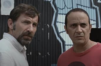 José e Curro in La vendetta di un uomo tranquillo