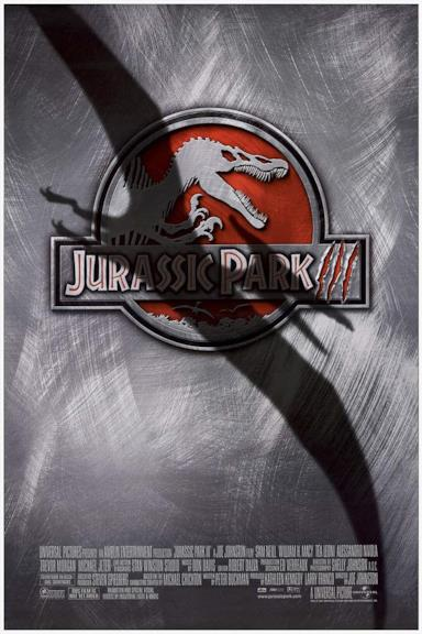Poster Jurassic Park III
