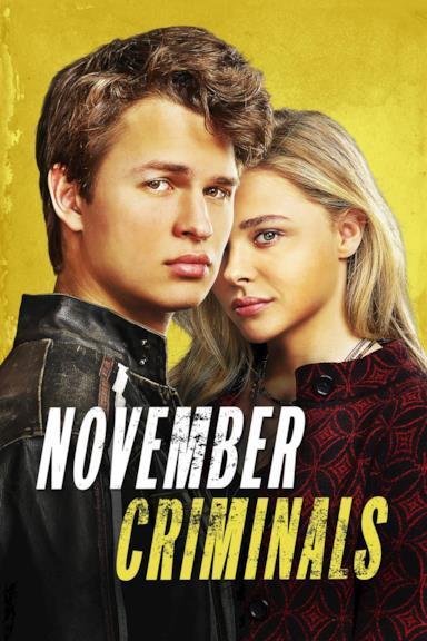 Poster November Criminals