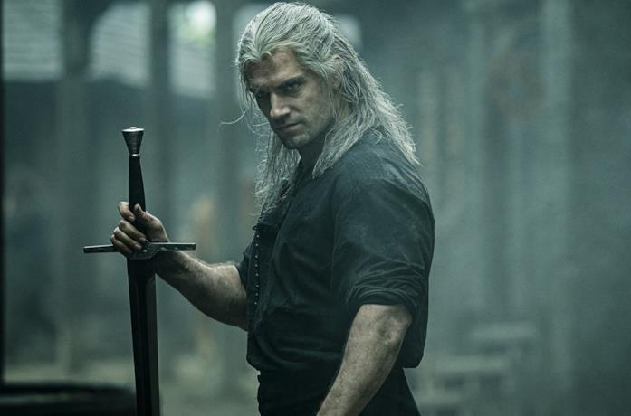 Geralt di Rivia è il protagonista della serie TV