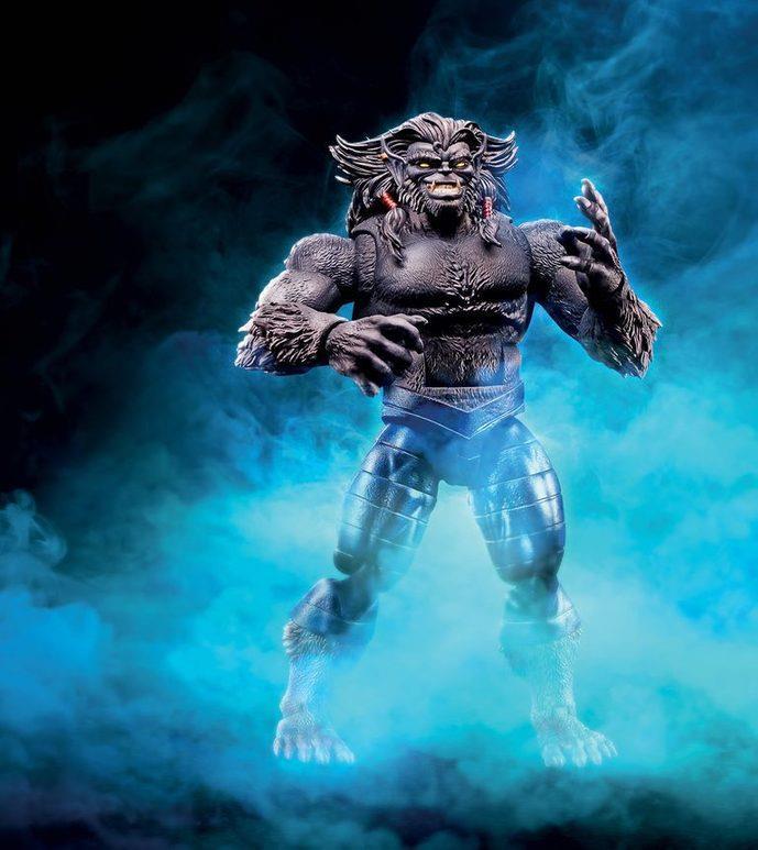 The Age of Apocalypse: la Bestia Oscura action figure