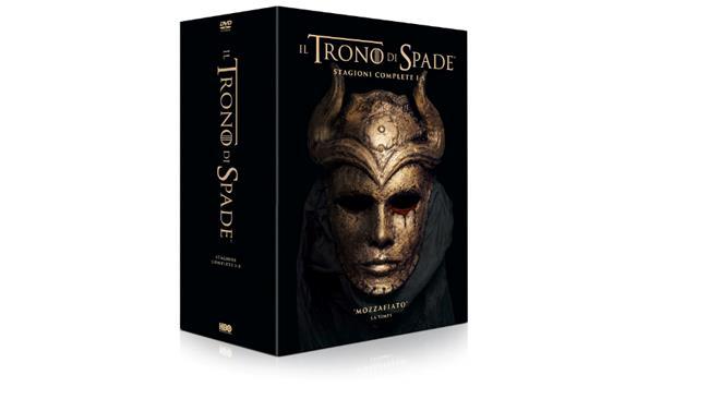 Trono Di Spade cofanetto dvd