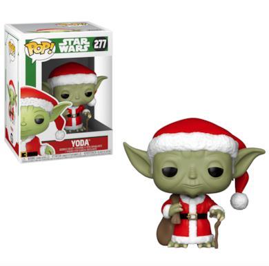 Yoda Babbo Natale - Star Wars Holiday