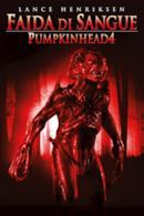 Poster Faida di sangue - Pumpkinhead 4