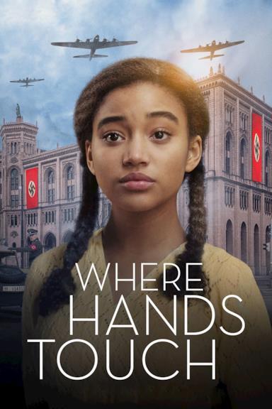 Poster Quando le mani si sfiorano