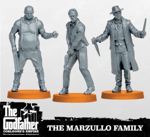 La famiglia Marzullo al completo
