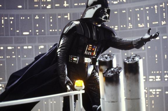 La storia di Darth Vader così come immaginata all'inizio da George Lucas