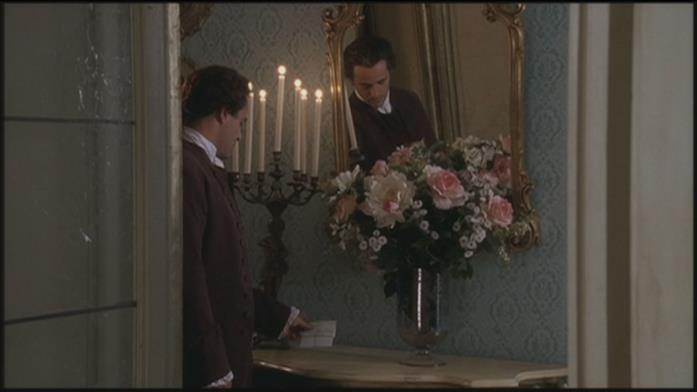 Una scena di Elisa di RIvombrosa con Victor