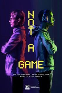 Poster Além dos Games