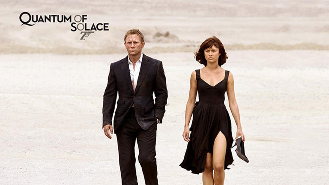 Quantum of Solace: tutte le location di Bond 22, girato anche in Italia