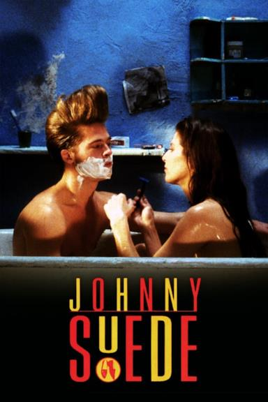 Poster Johnny Suede