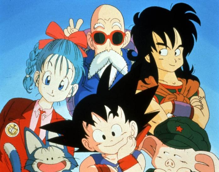 Dragon Ball Goku bambino