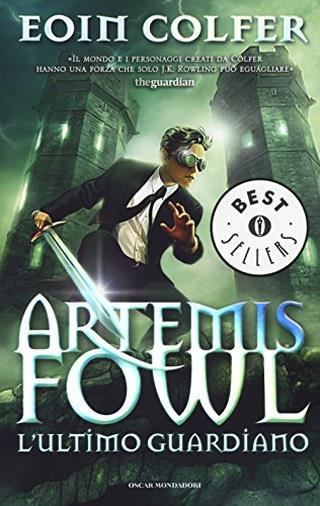 L'ultimo guardiano. Artemis Fowl