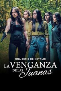 Poster La vendetta delle Juana