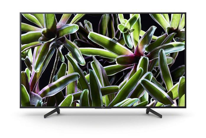 Sony KD-55XG70, Smart TV LED da 55 pollici 4K HDR Ultra HD, Nero