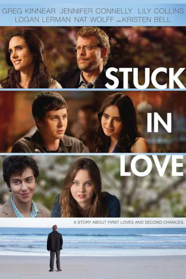 Poster Stuck in Love