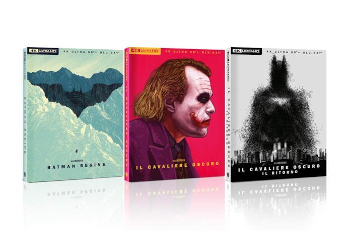 Il Cavaliere Oscuro: la trilogia Art Edition