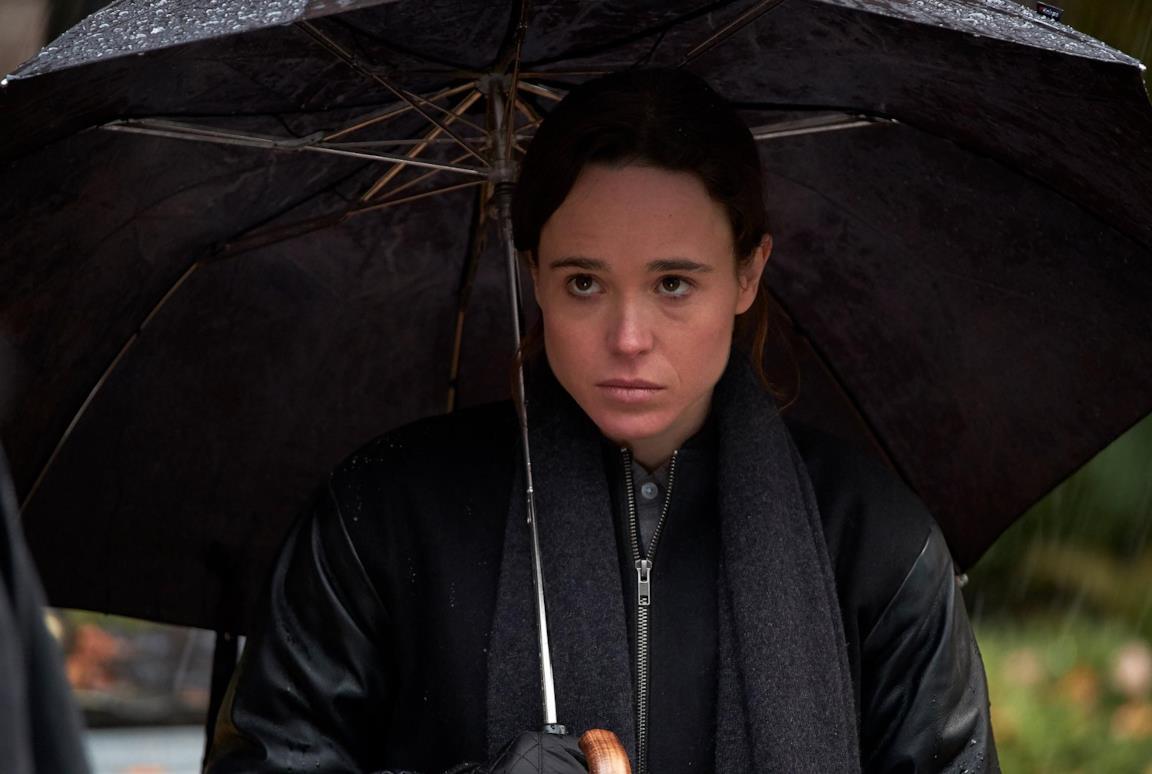 Vanya in Umbrella Academy