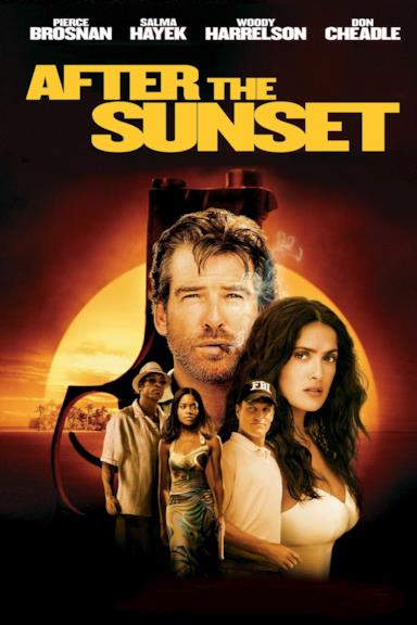 Poster After the Sunset