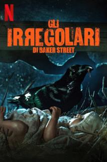 Poster Gli Irregolari di Baker Street