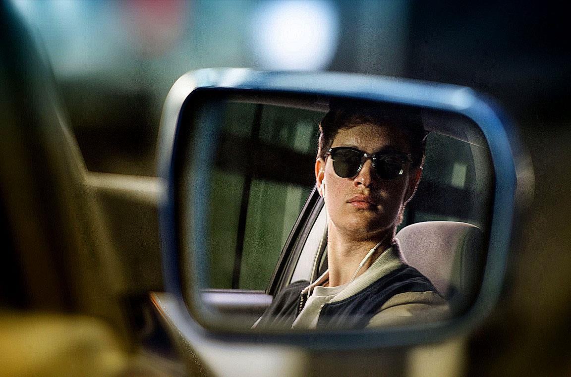 I protagonisti di Baby Driver - Il genio della fuga