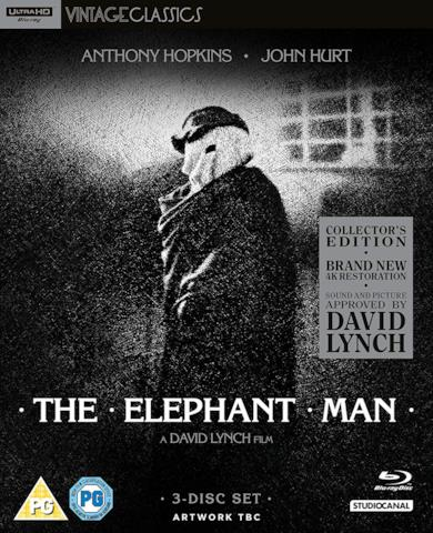 The Elephant Man [Blu-ray] [2020]