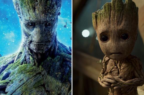 La relazione tra Groot e Baby Groot nei film Marvel, spiegata