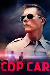 Poster Cop Car
