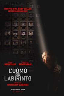 Poster L'uomo del labirinto
