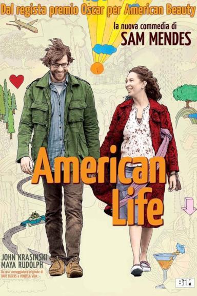 Poster American Life
