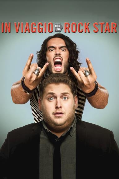 Poster In viaggio con una rock star