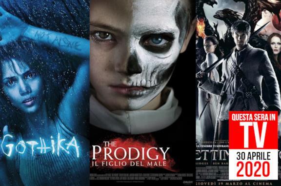 Film stasera in TV: Gothika e The Prodigy per il 30 aprile 2020