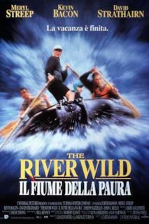 Poster The River Wild - Il fiume della paura