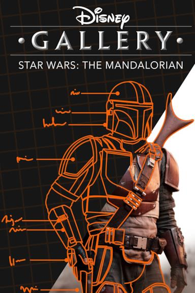 Poster Disney Gallery / Star Wars: The Mandalorian