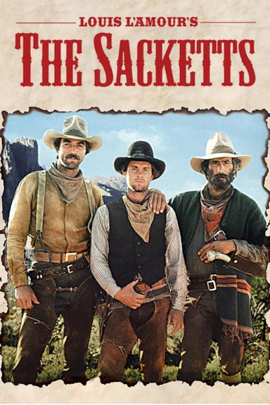 Poster The Sacketts