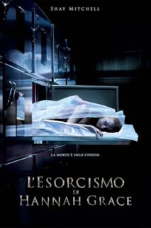 Poster L'esorcismo di Hannah Grace