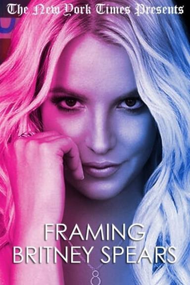 Poster Framing Britney Spears