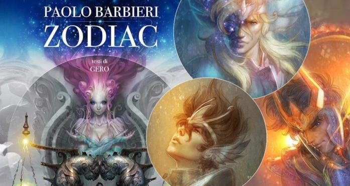 Cavalieri dello Zodiaco di Paolo Barbieri