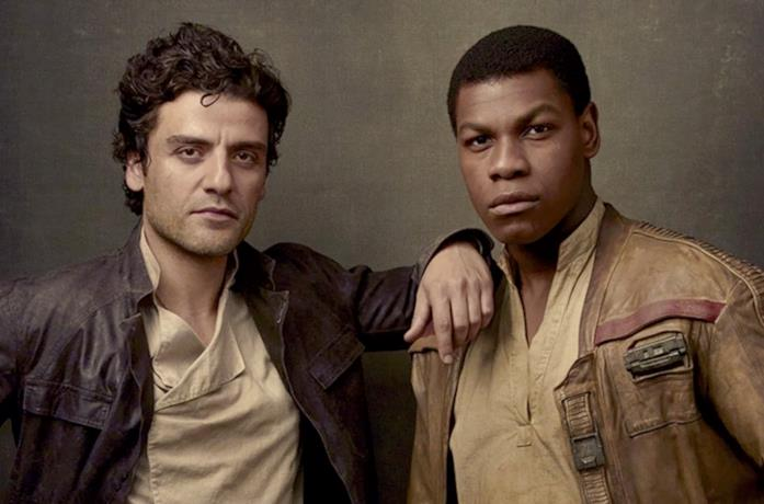Finn in L'ascesa di Skywalker