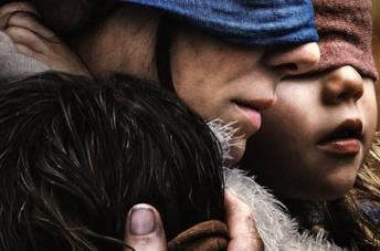 Bird Box: il poster del film