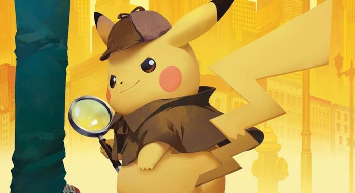 Pikachu vestito da detective