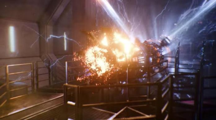 Il macchinario russo esplode alla fine della terza stagione