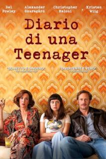 Poster Diario di una teenager